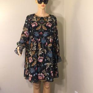 H&M Dress Beautiful Print Oversized or Maternity